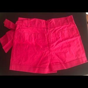 Lauren James Shorts - Lauren James NWT Bow Shorts- Small